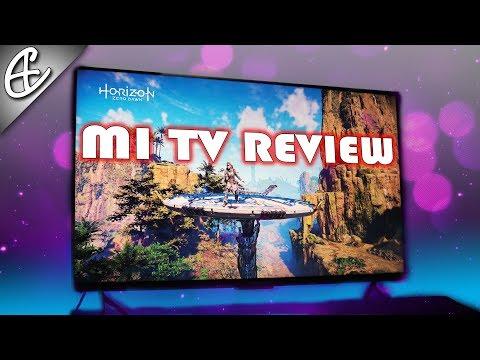 Xiaomi Mi TV 4 Review - World's Thinnest 4K TV!