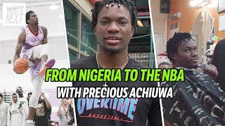 Precious Achiuwa Is The Next GREEK FREAK!! How He Went From Nigeria To Future NBA Star!