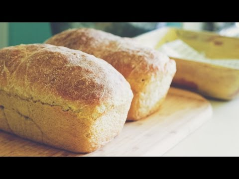 How to make Wild Yeast Bread! {to rise bread naturally}