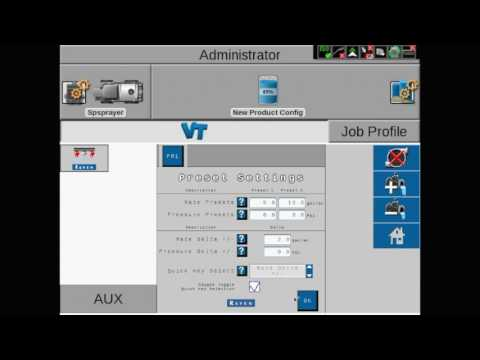 AIM Command FLEX: Changing the Rate on the Viper 4 display