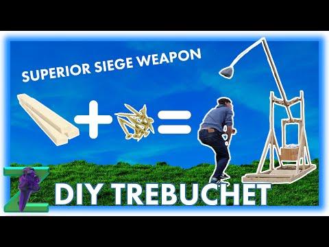 How to make: Trebuchet