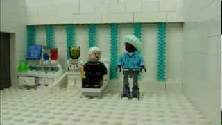 What if Darth Maul wanted to do his revenge some other way? (Lego Star Wars)