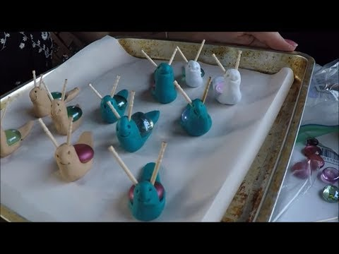 How to Make Accessories for a Fairy Garden - Snails, Trees and Teepees