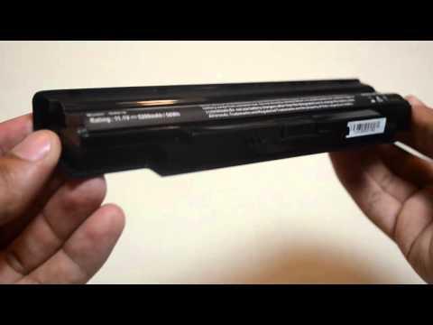 Dell Inspiron 13R 14R 15R 17R M501 M5010 M5030 N3010 N4010 N5010 N7010 Laptop Battery Repalcement