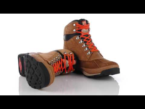 Hikingboot in large size - UK 12, 13, 14 - Grand Shoes