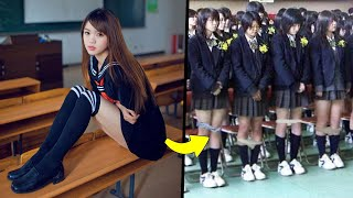 The Strangest Rules In Japanese Schools