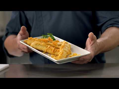 In the Kitchen:  Batter Dipped Fish