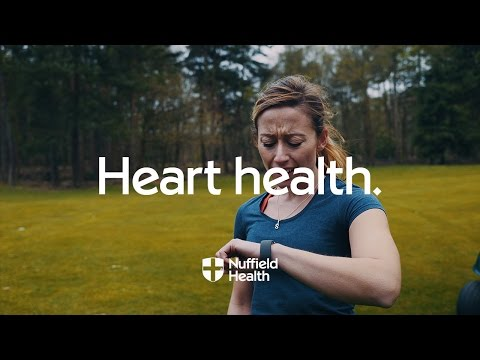 Simple Test for a Healthy Heart | Nuffield Health