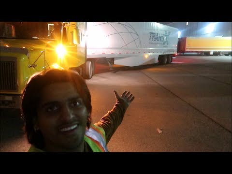 TRUCK DRIVER CANADA DEH (PICKING UP TRAILER) | IRMAN GILL |