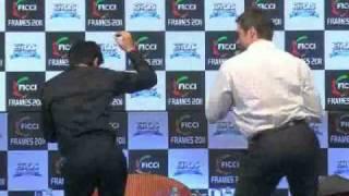 SRK - Hugh Jackman At