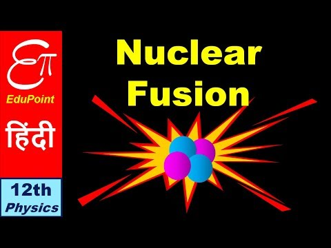 🔴 NUCLEAR FUSION || in HINDI