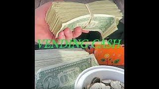 PASSIVE INCOME WITH MY VENDING BUSINESS!