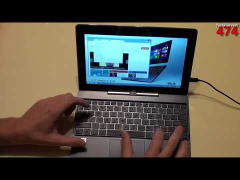 ASUS Transformer Book T100: First Look & First Time Power Up - T100TA-C1-GR