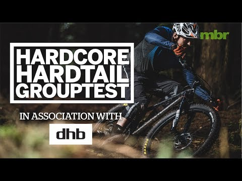 Hardcore Hardtail Grouptest | Mountain Bike Rider