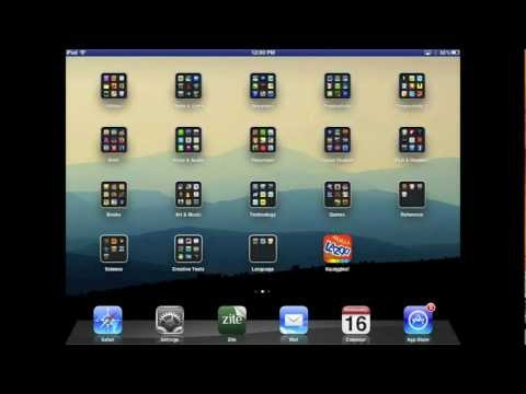 How to Set Up and Use iCloud on the iPad