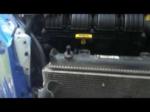 Replacing Ac compressor pt cruiser