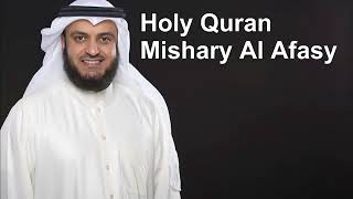 The Complete Holy Quran By Sheikh Mishary Al Afasy - 1/3