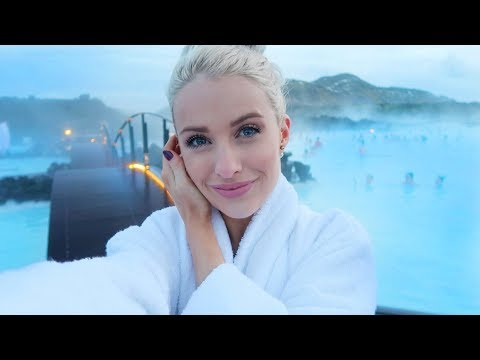 WHEN DIOR TAKES YOU TO ICELAND | FROM THE BLUE LAGOON TO A VOLCANO | VLOG 74