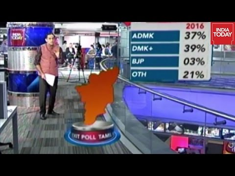 Exit Poll:  Victory For LDF In Kerala, DMK In TN, BJP In Assam And TMC In Bengal