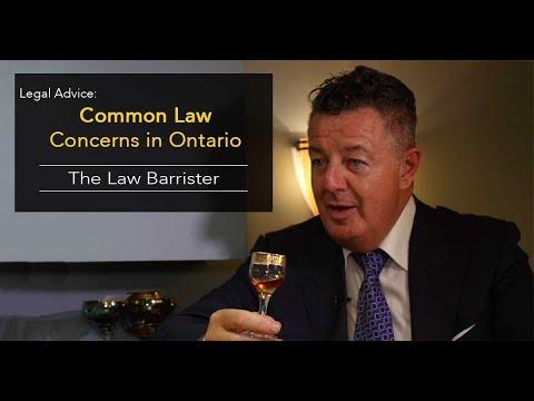 Common Law Concerns in Ontario