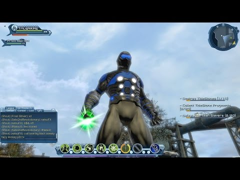 DCUO Dresden 7  Chest Style Briefing