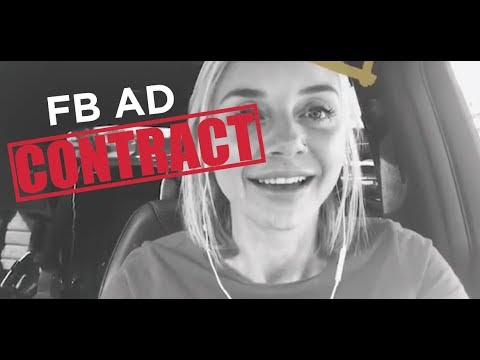 Important clauses to add inside your Facebook ad contract