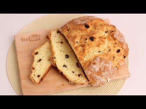Irish Soda Bread Recipe - Laura Vitale - Laura in the Kitchen Episode 551