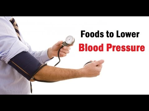 Best Foods to Lower Blood Pressure Fast