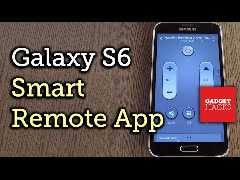 Get the Galaxy S6 Smart Remote App on Your Samsung Galaxy Device [How-To]