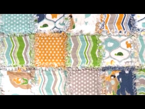 How to Make the Little Ark Baby Quilt