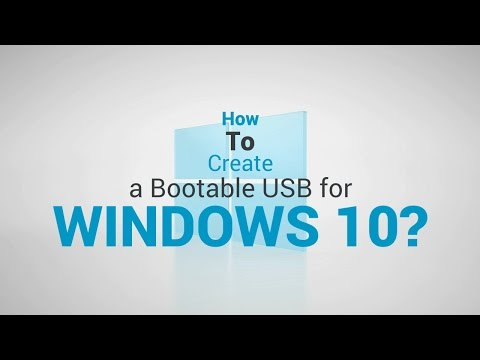 [EASY] How to make bootable USB Windows 10 - 2017