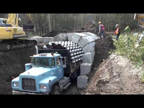 3m reclaim tunnel demonstration