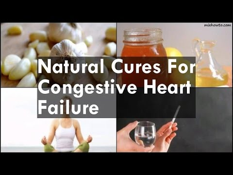 Natural Cures For Congestive Heart Failure
