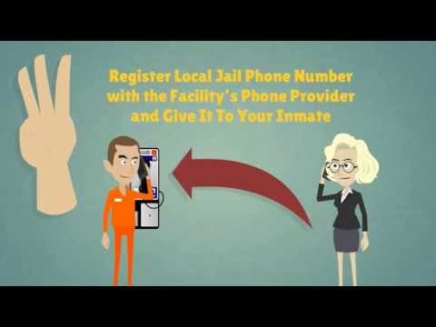 GlobalTel Local Connect Jail Call Services for Inmates and Families