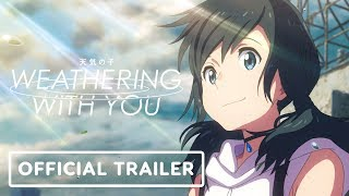 Weathering With You Official Subbed Trailer