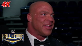 Exclusive videos from WWE Hall of Fame 2017