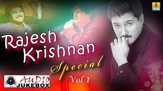Rajesh Krishnan Special  Vol 1 - Audio Jukebox