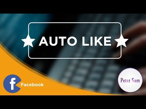 Script Facebook | Auto Like dạo  - Thủ Thuật Tự Động Hóa (2017!)