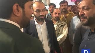 Karachi: chairman NADRA kay shanakhti card marakiz pr mazeed chaapy