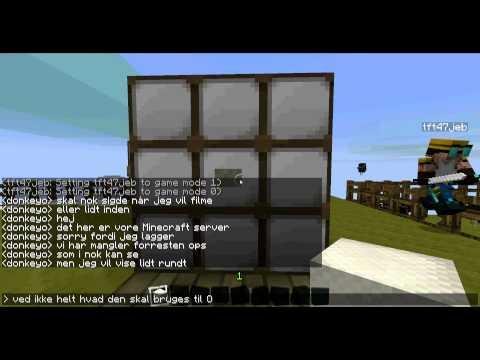 Minecraft Hamachi Server (Mangler Staff) [Danish] [Nyt spawn...]