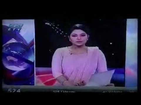 Ekushey TV News about US Hindu Paterson NJ