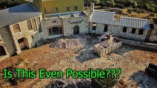 Renovating an Abandoned Mansion Part 3