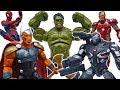 Help Marvel39s War Machine Beta Ray Bill Made Friends Into Dinosaurs ToyMartTV