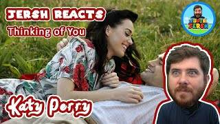 KATY PERRY Thinking of You REACTION! - Jersh Reacts