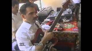 🎸Rüstəm Quliyev Canlı ifa-Gəzişmələr, DİLBƏRİM, AY DİLİ DİLİ (Hacıkənd toyu - 2004)