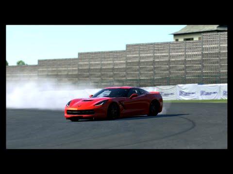 GT6 online - Drifting Corvette C7