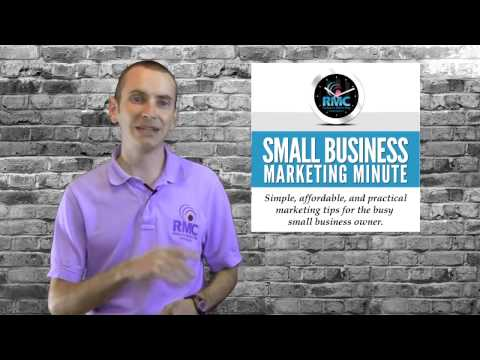 Get more positive reviews from your customers: Small Business Marketing Minute Episode 64