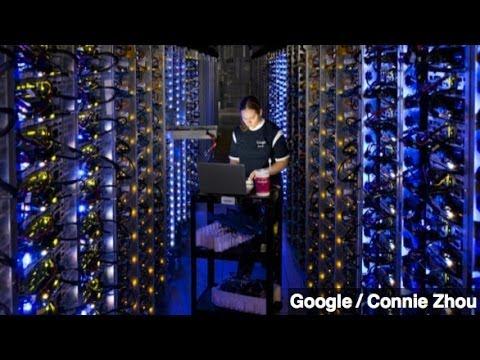 NSA Hacked Google, Yahoo! Data Centers