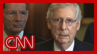 Mitch McConnell: Obama elected to make up for