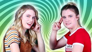 Twins Take A Telepathy Test